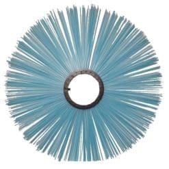 Brosse anneau plastique