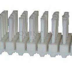 brosse courroie crantée nettoyage de pièce