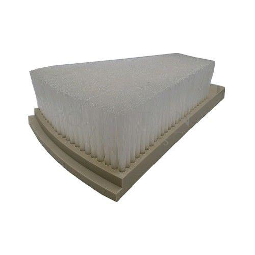 brosse plate monobloc