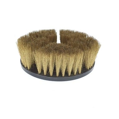 brosse de plateau pour le polissage de surface