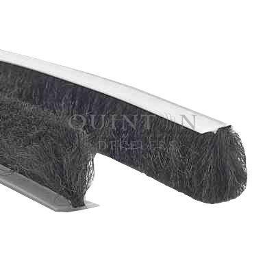 joint brosse sur semelle extrudée