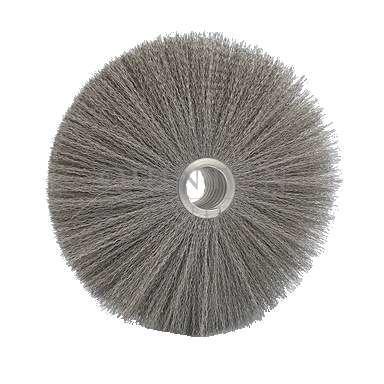 brosse cylindrique enroulé extérieur