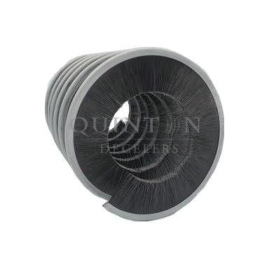 brosse- cylindrique spirale