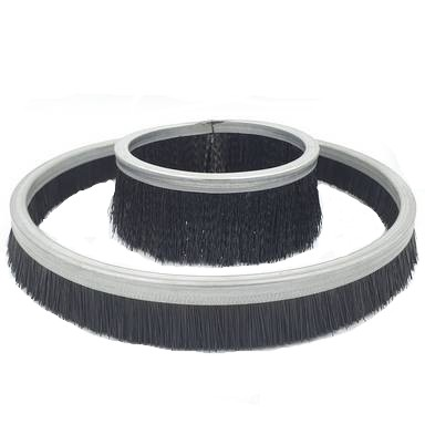 brosse strip forme coupe sur mesure